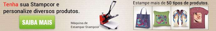 Saiba mais informações sobre a Máquina de Estampar Stampcor Rimaq
